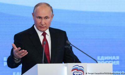 Vladimir Putin, presidente de Rusia. Foto: DPA.