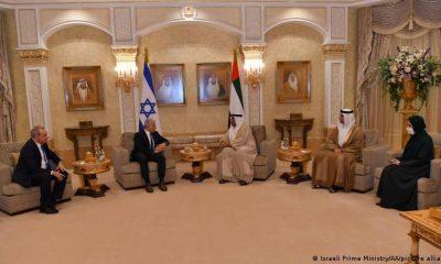 El Estado judío rubricó el año pasado acuerdos de normalización de sus relaciones con Emiratos Árabes, Baréin, Marruecos y Sudán. Foto: DW.