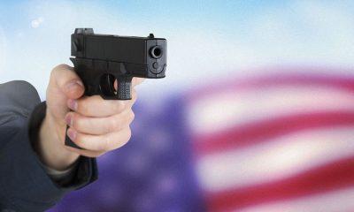 El fallo sale en medio de un repunte de los actos violentos con armas de fuego en Estados Unidos. Foto: Télam.