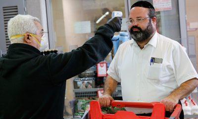 Vuelven las restricciones a Israel. Foto: Télam.