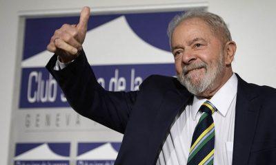 Lula fue absuelto de una causa sobre presuntos sobornos. Foto: Télam.