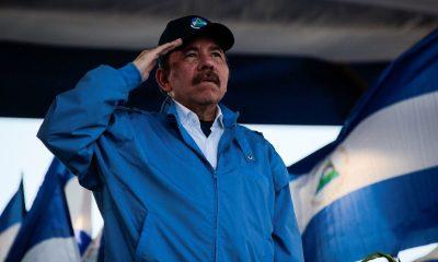 Daniel Ortega, presidente de Nicaragua. Foto: elperiodico.com