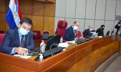 Cámara Senadores. (Foto Gentileza).