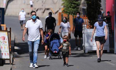 Francia relajó significativamente el miércoles las restricciones para combatir la pandemia. Foto: Agencias.