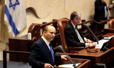 Naftali Bennett fue elegido primer ministro de Israel. Foto: Infobae.