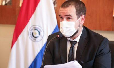 El viceministro de Economía, del Ministerio de Hacienda, Iván Haas Foto: Hacienda