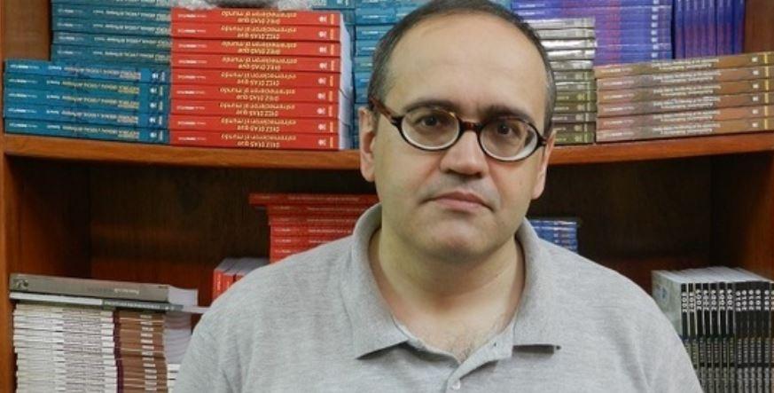 Politólogo Marcello Lacci. Foto: Gentileza.