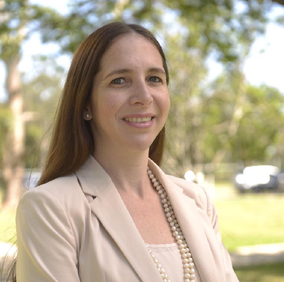 Mariana Flecha, Gerente de Responsabilidad Corporativa de Tigo. Foto: Gentileza.
