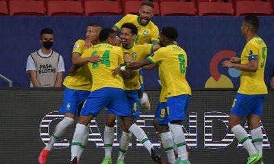 Foto: @CopaAmerica.