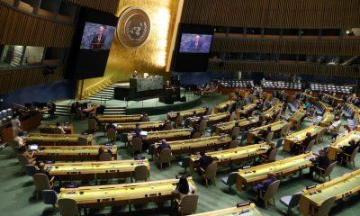 Asamblea de las Naciones Unidas. Foto: Archivo.