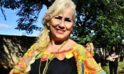 Nidia Teresa Dahlquist. Foto: Gentileza.