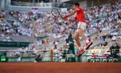 Novak Djokovic vence a Rafael Nadal. Foto: ESPN.