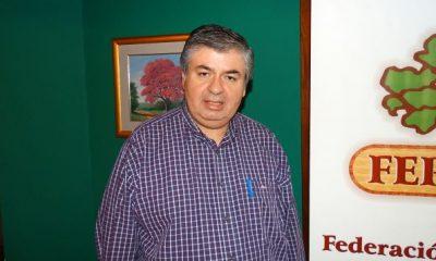 Raúl Legal, presidente de Fepama.