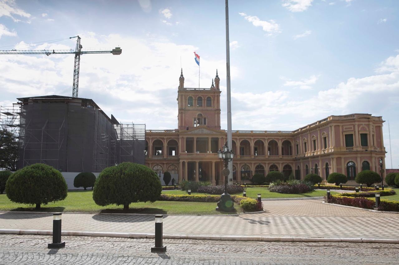 Palacio de López, 2021 © Laura Mandelik