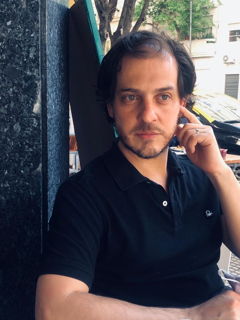 Fernando Martínez Escobar.