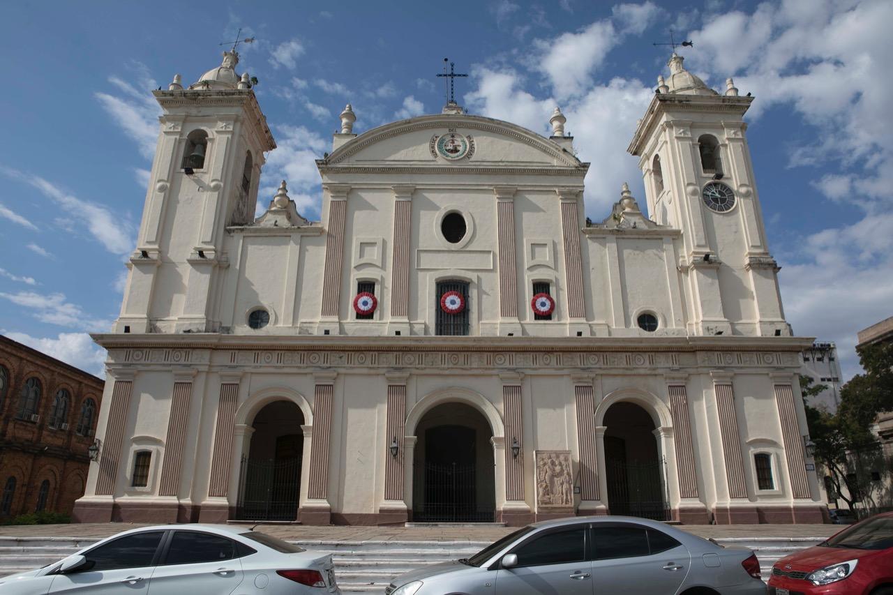 Catedral de Asunción, 2021 © Laura Mandelik