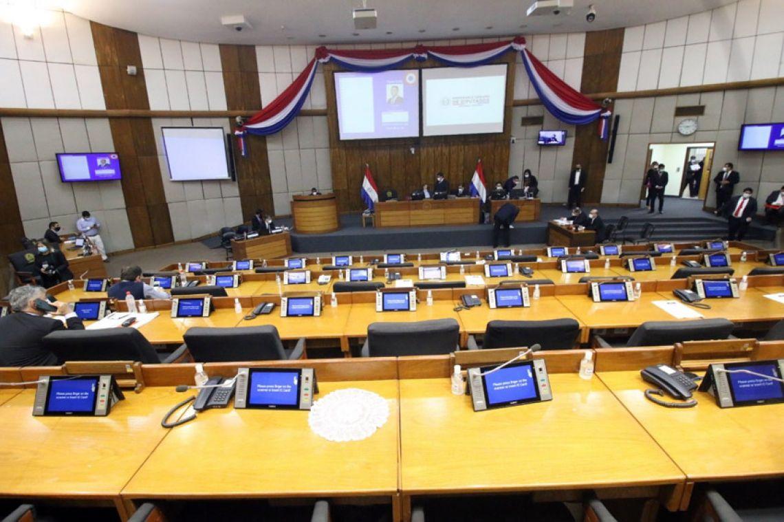 Cámara de Diputados. (Foto Cámara de Diputados).