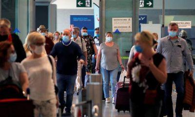 España abre fronteras a turistas vacunados. Foto: Infobae.