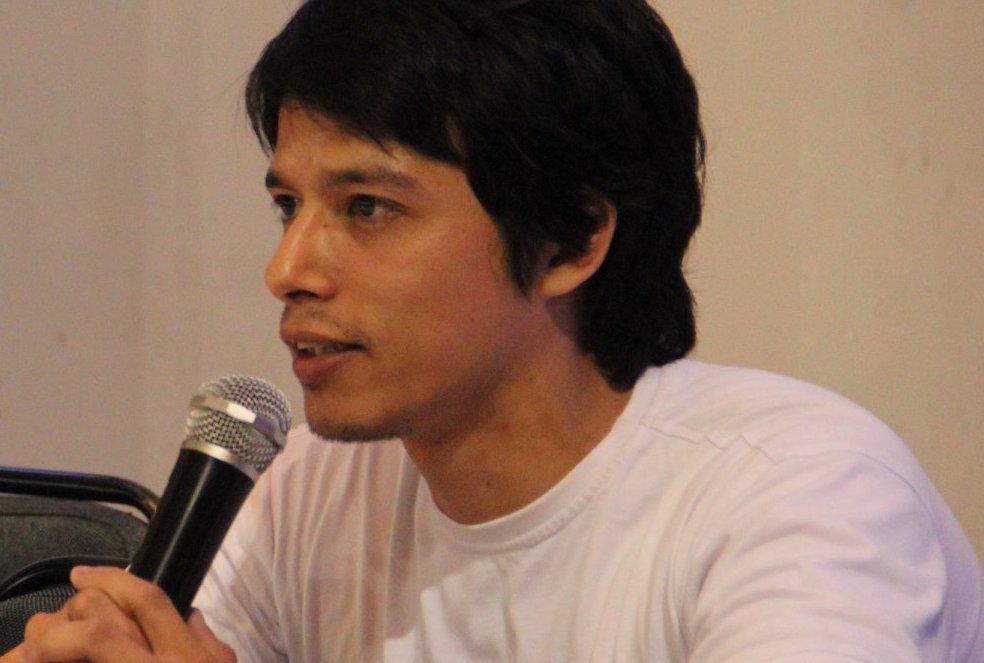 Christian Gayoso Rojas. Cortesía