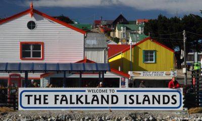 """Alberto Fernández, recordó sobre """"la necesidad de reivindicar cada día los derechos"""" sobre Malvinas. Foto: DW."""