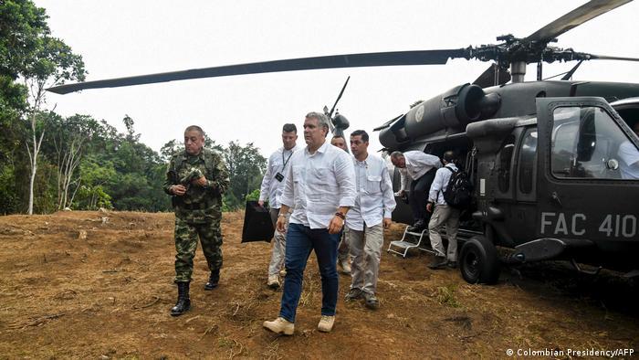 El atentado fue condenado por la ONU, Estados Unidos, la Unión Europea y varios países de América Latina. Foto: DW.