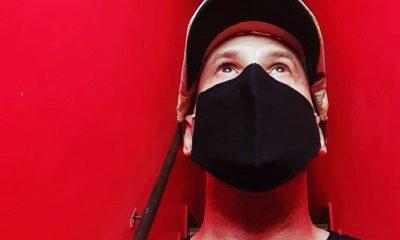 Jork Aveiro habla sobre cómo la pandemia le marcó su vuelta al arte. Foto: Gentileza.