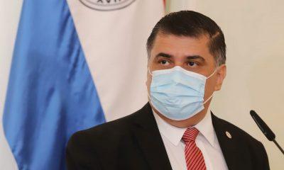 Julio Borba, ministro de Salud