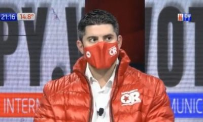 Óscar Nenecho Rodríguez en NPY. (FOTO NPY).