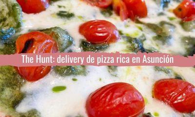 Pizzas de Ragusa, el local se encuentra en el barrio Sajonia de Asunción. Foto: La Michelina.