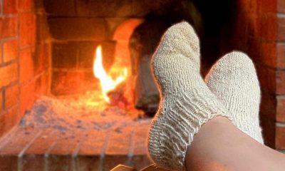 Fuego, lana, artesanía... combinación ideal para el invierno de Paraguay. Foto: Urucú Artesanía.