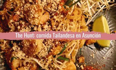 Comida tailandesa. Foto: Gentileza.