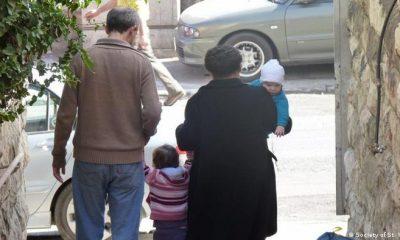 En los territorios ocupados por Israel, muchas familias palestinas no pueden vivir juntas. Foto: DW.