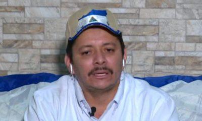 Medardo Mairena, dirigente opositor detenido. Foto: CNN