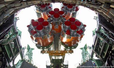 Este proyectil forma parte de la nueva generación de armas que según Vladimir Putin son invencibles. Foto: DPA.