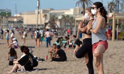 """España y Portugal están en la categoría que suscita una """"preocupación elevada"""" . Foto: Télam."""