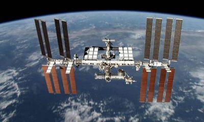 "Nauka (""Ciencia"" en ruso) despegó el 21 de julio a bordo de un cohete Proton-M del cosmódromo de Baikonur, en Kazajistán. Foto: Télam."