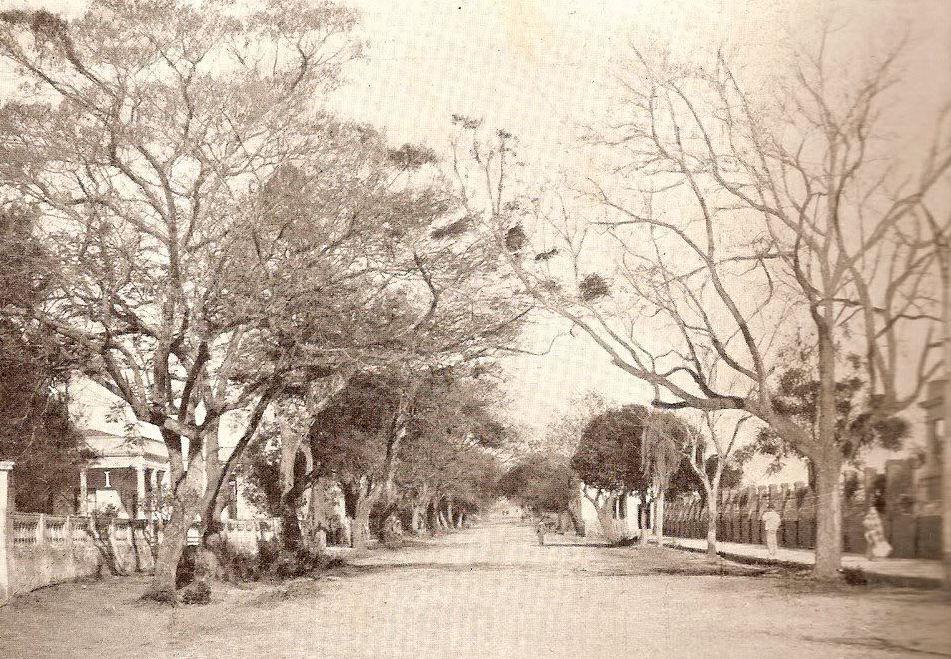 Avenida Colombia esquina Perú, Asunción. Cortesía