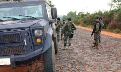 Fuerza de Tarea Conjunta (Foto: ip.gov.py)