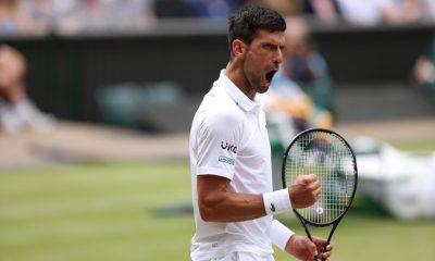 Foto: @Wimbledon.
