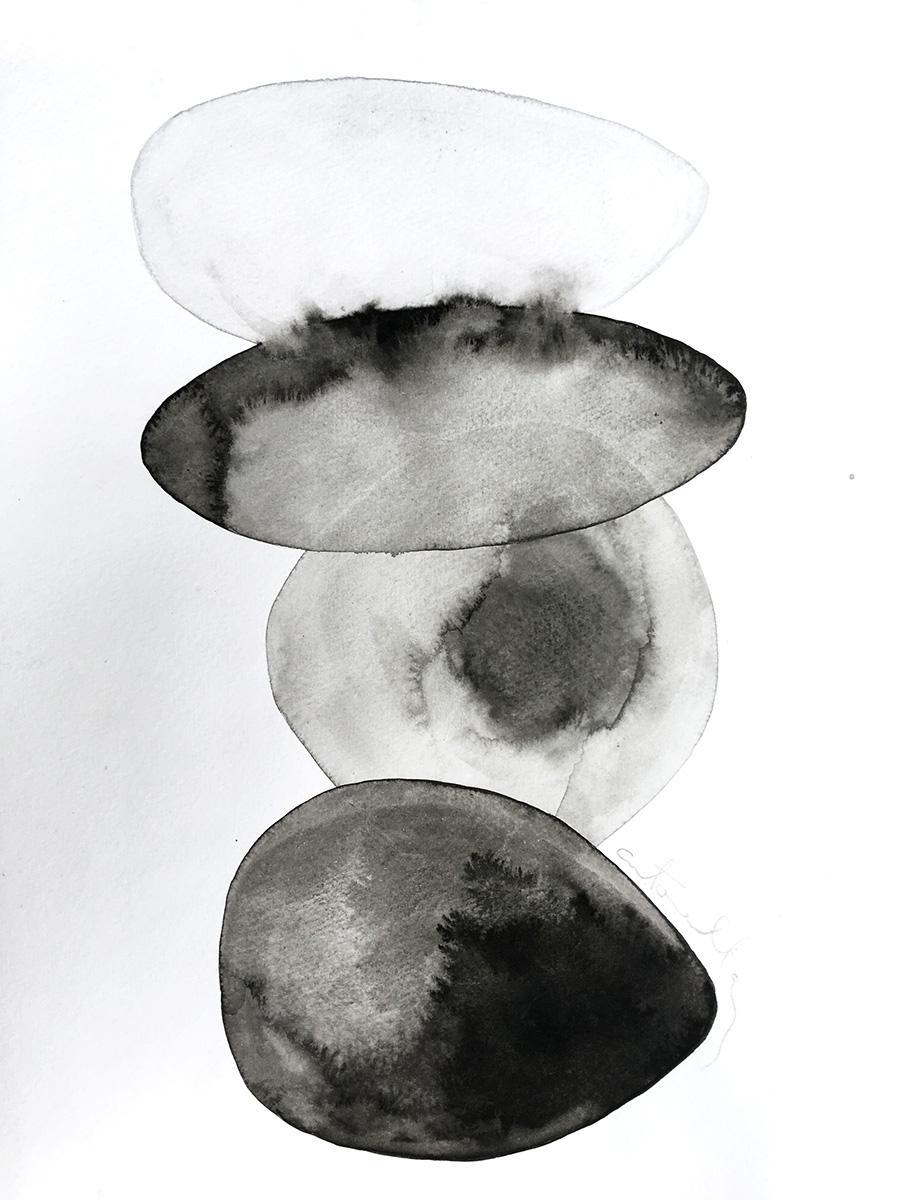 Obra de Antonella Fernández. Cortesía
