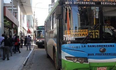 Buses deben cumplir horario. (Foto Ilustración).