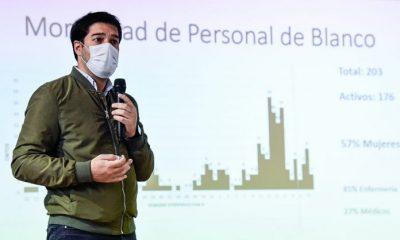Guillermo Sequera. Foto: Salud Pública.