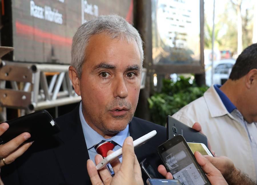 Fidel Zavala, senador. (Gentileza)