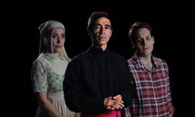 María Liz Barrios, Derlis Esquivel y Alejandro Ramírez. Cortesía