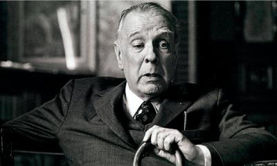 Jorge Luis Borges. Archivo