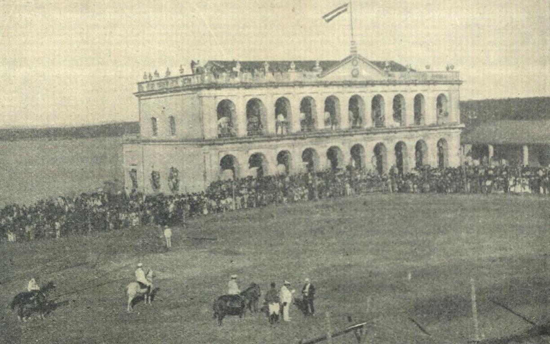 Arsenio López Decoud, Álbum gráfico de la República del Paraguay, Buenos Aires, 1911
