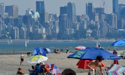 Ola de calor en Canada está causando estragos. Foto: Infobae.