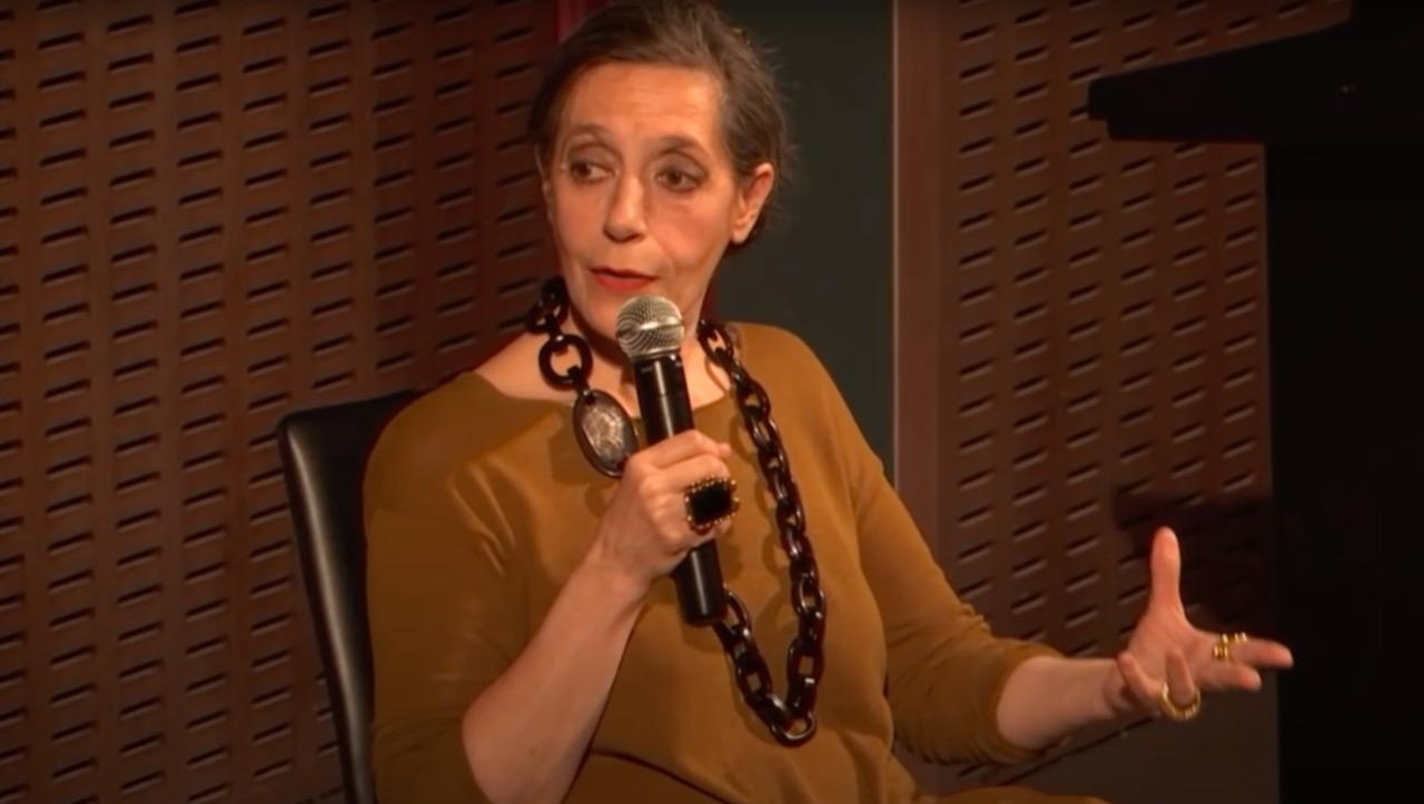 Catherine David. MoMA Live, 2016