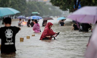 El nuevo informe de los expertos de la ONU llega en medio de una seguidilla de catástrofes naturales. Foto: Télam.