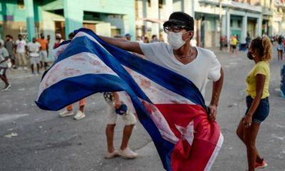 Cuba es un ejemplo del cambio de prioridades de Washington tras las protestas del domingo. Foto: BBC.